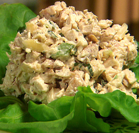 Easy Lime- Chicken Salad