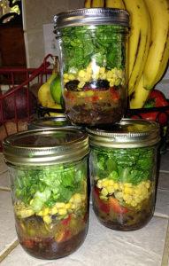 Fiesta Salad To Go web