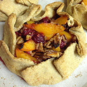 Apricot Raspberry Pecan Tart 1 web