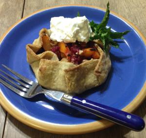 Apricot Raspberry Pecan Tart 2 web