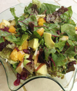 Spring Salad web
