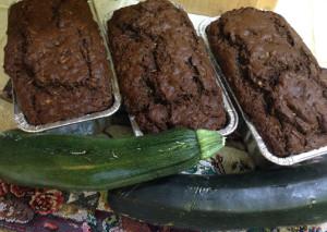 Chocolate Zucchini Bread Web