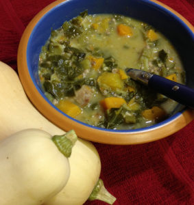 Butternut Squash Collards Okra Stew Web
