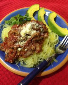 Spaghetti Squash Italiano Web