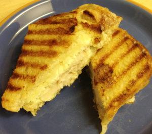 Spicy Grilled Cheese & Turkey Sandwich Web
