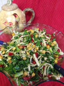 Kale Jicama Cucumber Salad Web