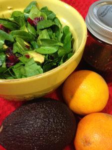 Spinach Salad Web
