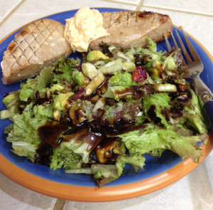 Fennel Salad with Balsamic Dressing Web