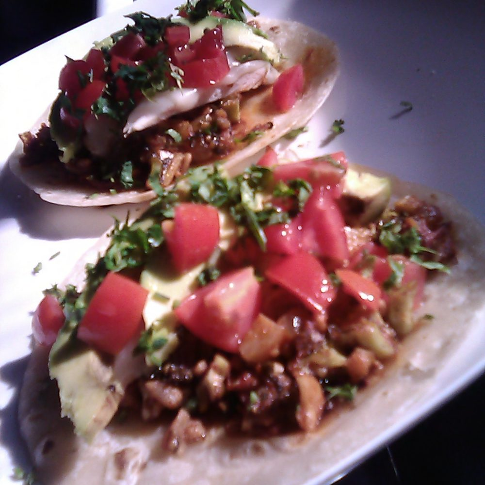 Vegan Tacos By Stacy Amagrande