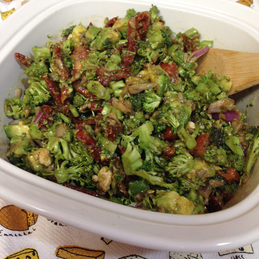 Broccoli Salad 1 Web