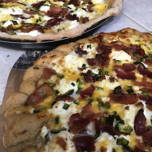 Jalapeno Popper Pizza Web